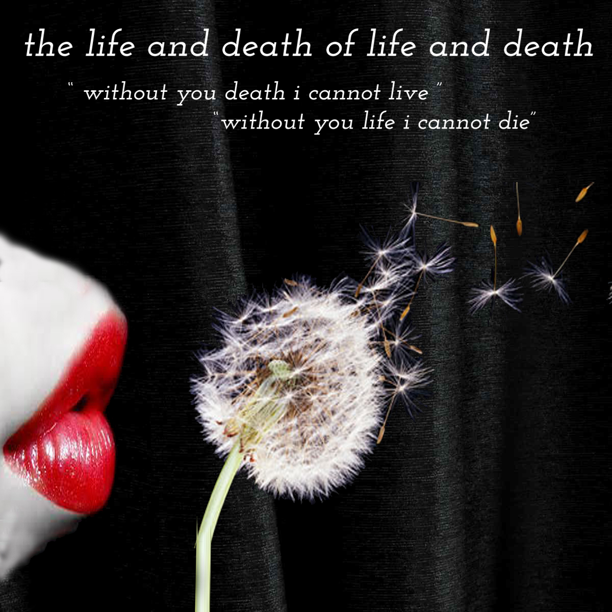 life and death at:
